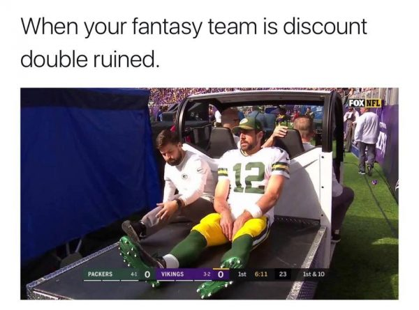 Fantasy Team Ruined