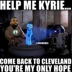 Help me Kyrie
