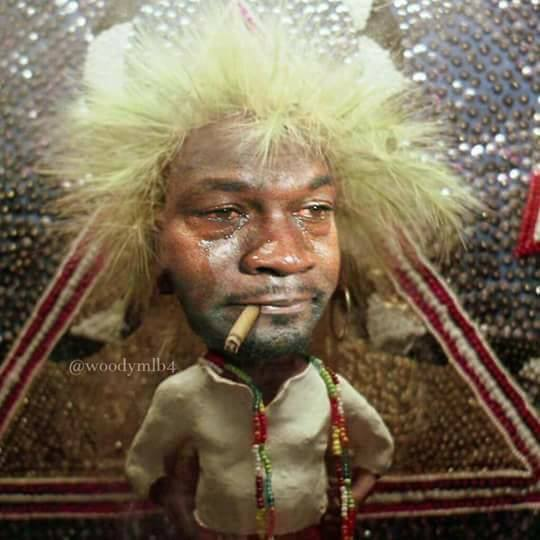 Jobu Crying Jordan