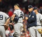 Joe Girardi Mistake