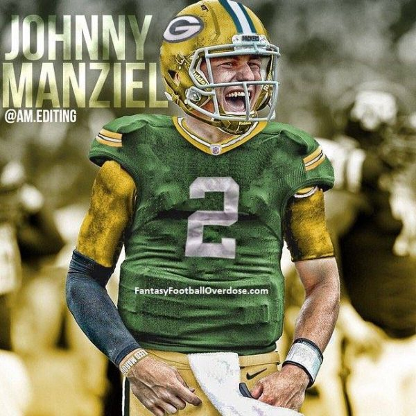 Johnny Manziel Packers