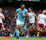 Man City Sergio Aguero