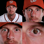 Max Scherzer Crying Jordan