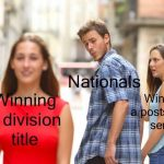 Nationals have fucked up priorities