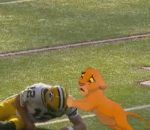 Please Get Up Rodgers