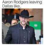 Rodgers Man in Black