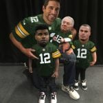 Rodgers is Cowboys Daddy