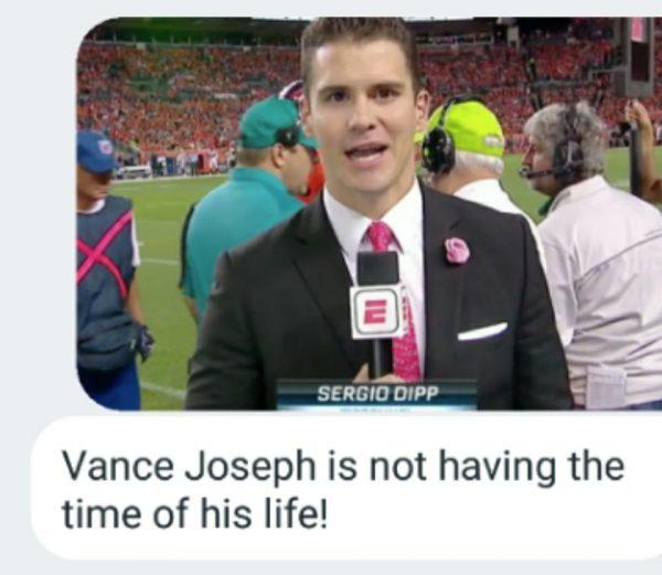 Sergio Dipp Vance Joseph