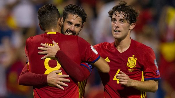Spain clinch World Cup spot