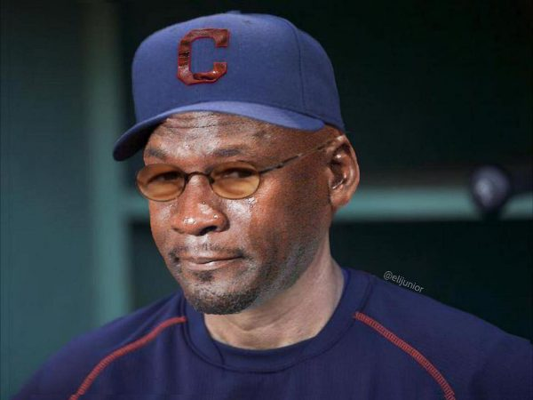 Terry Francona Indians