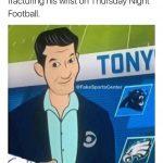 Tony Romo TNF