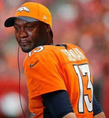 Trevor Siemian Crying Jordan