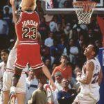 Trump Michael Jordan