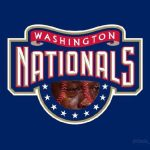 Washington Nationals Crying Jordan