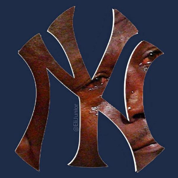 Yankees Logo Crying Jordan