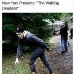 Yankees Walking Dead