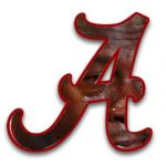 Alabama A Logo Crying Jordan