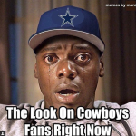 Cowboys fans right now