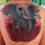 Crying Bama Tattoo