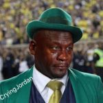 Crying Jordan Irish Mascot