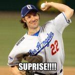 DOdgers Surprise