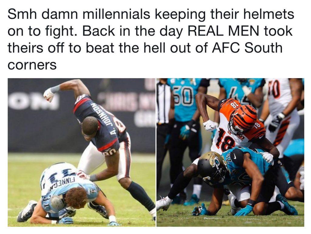 Damn Millenials