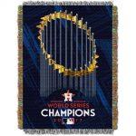 Houston Astros World Series Champions Tapestry