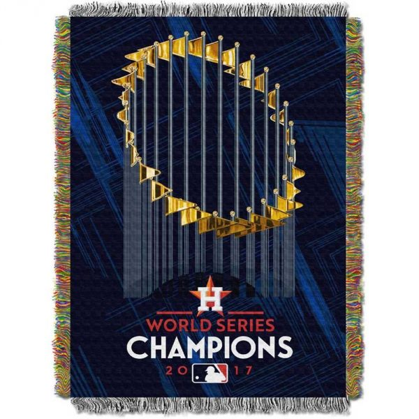 Houston Astros World Series Champions Tapestry