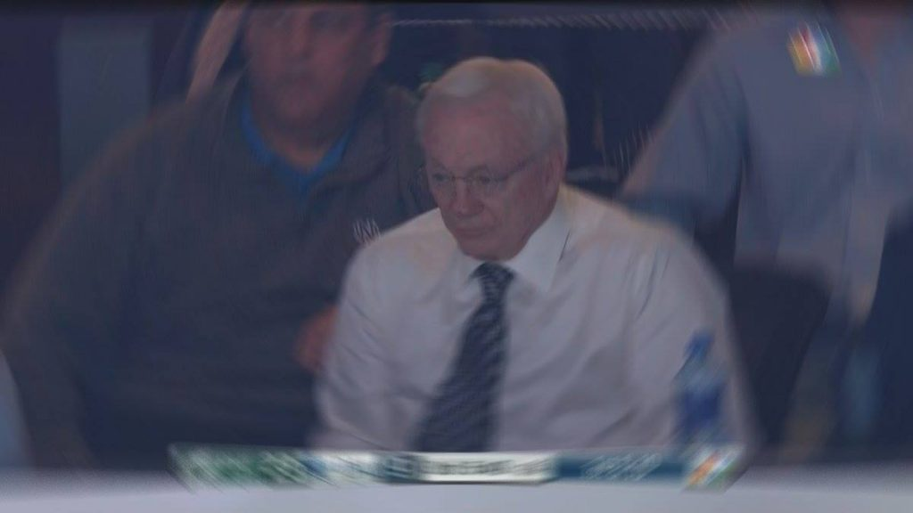 Jerry Jones Right Now