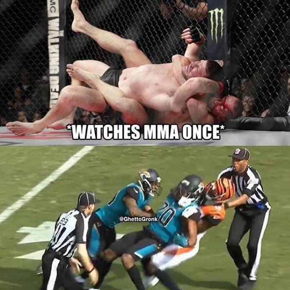 MMA CopyCat