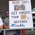 Miami Cops hit Harder than ND Defense