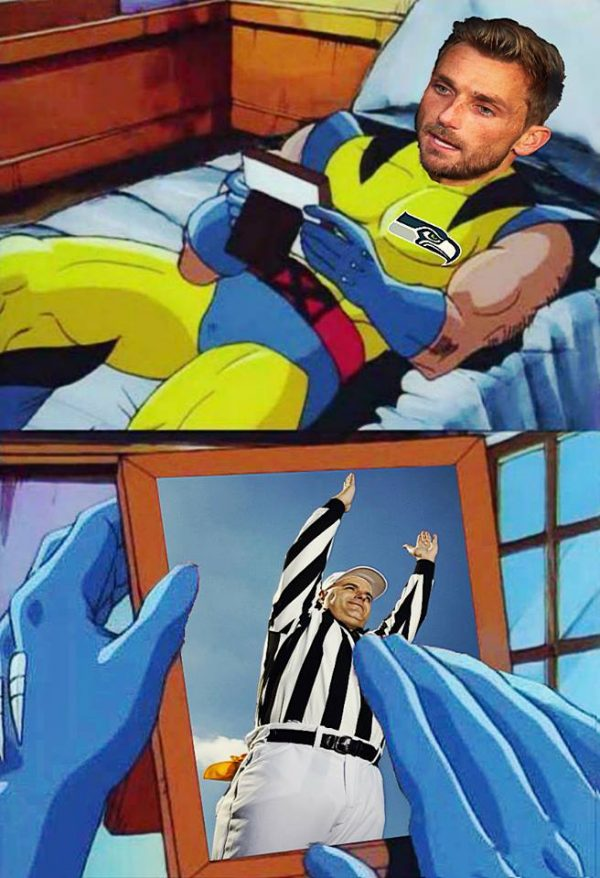 Miss the ref