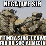 No Cowboys on Social Media