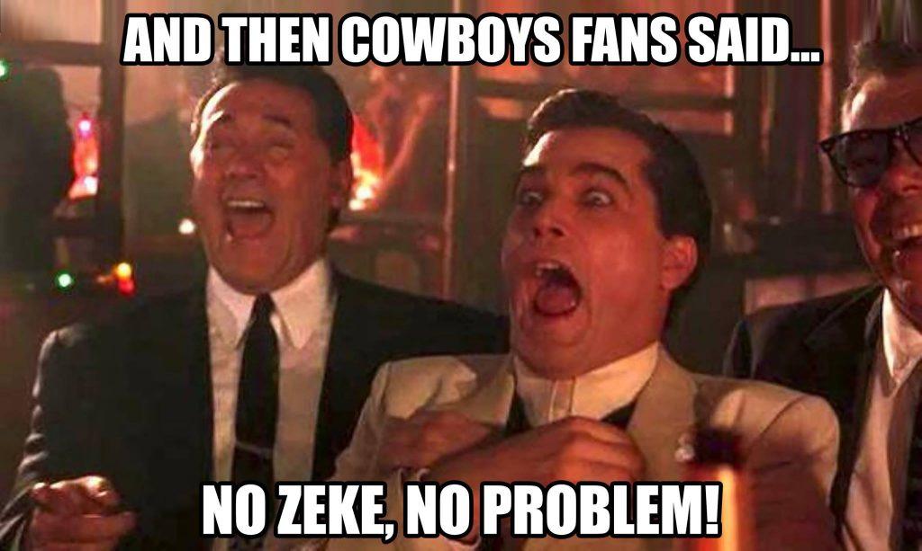 No Zeke No Problem