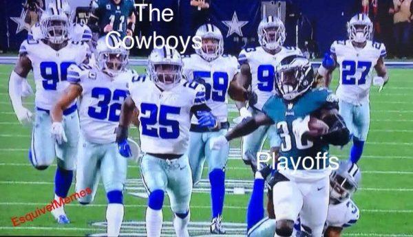 Cowboys Amber Alert