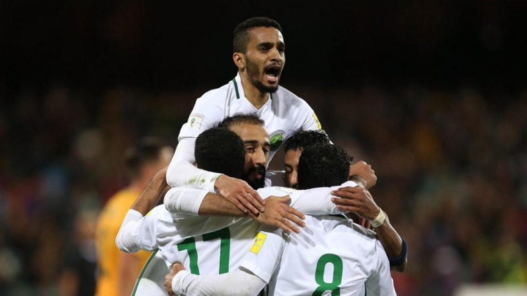 Saudi Arabia Going to the World Cup