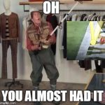 Seahawks almost had it