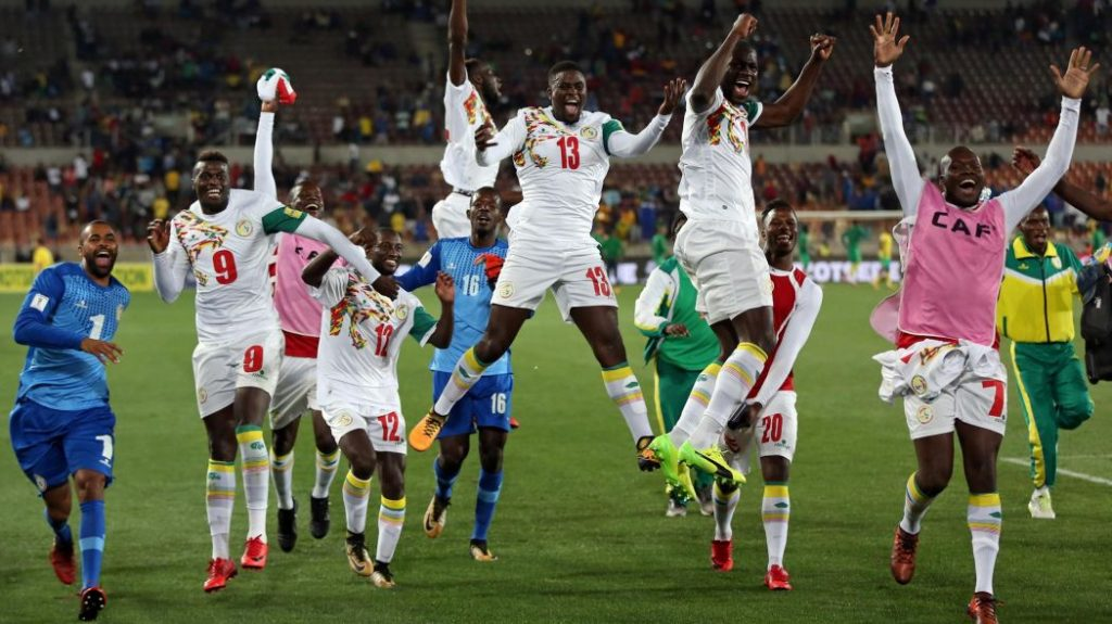 Senegal to the World Cup