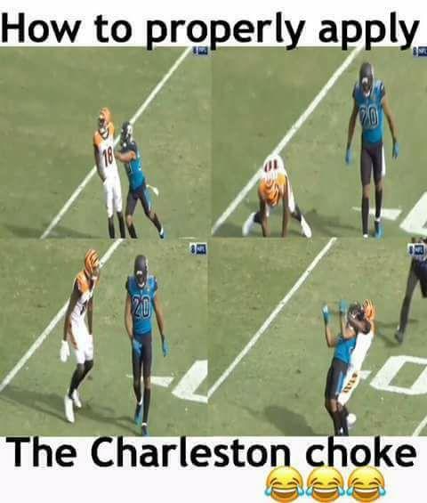 The Charleston Choke
