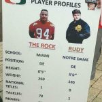 The Rock vs Rudy