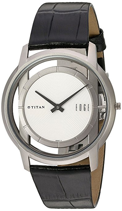 Titan 'Edge' Men's Watch