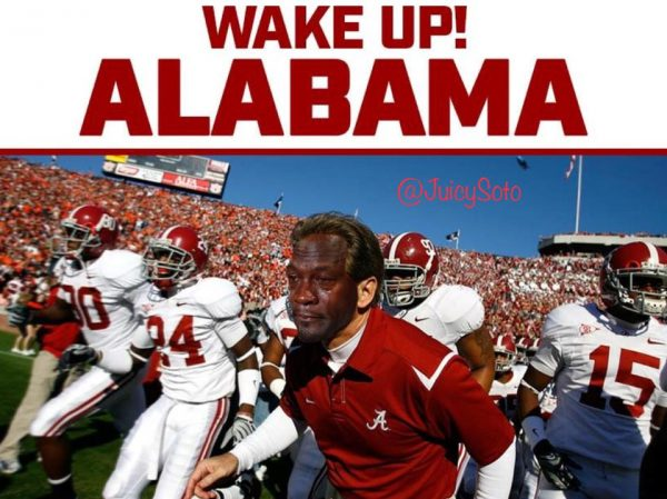 Wake Up Alabama