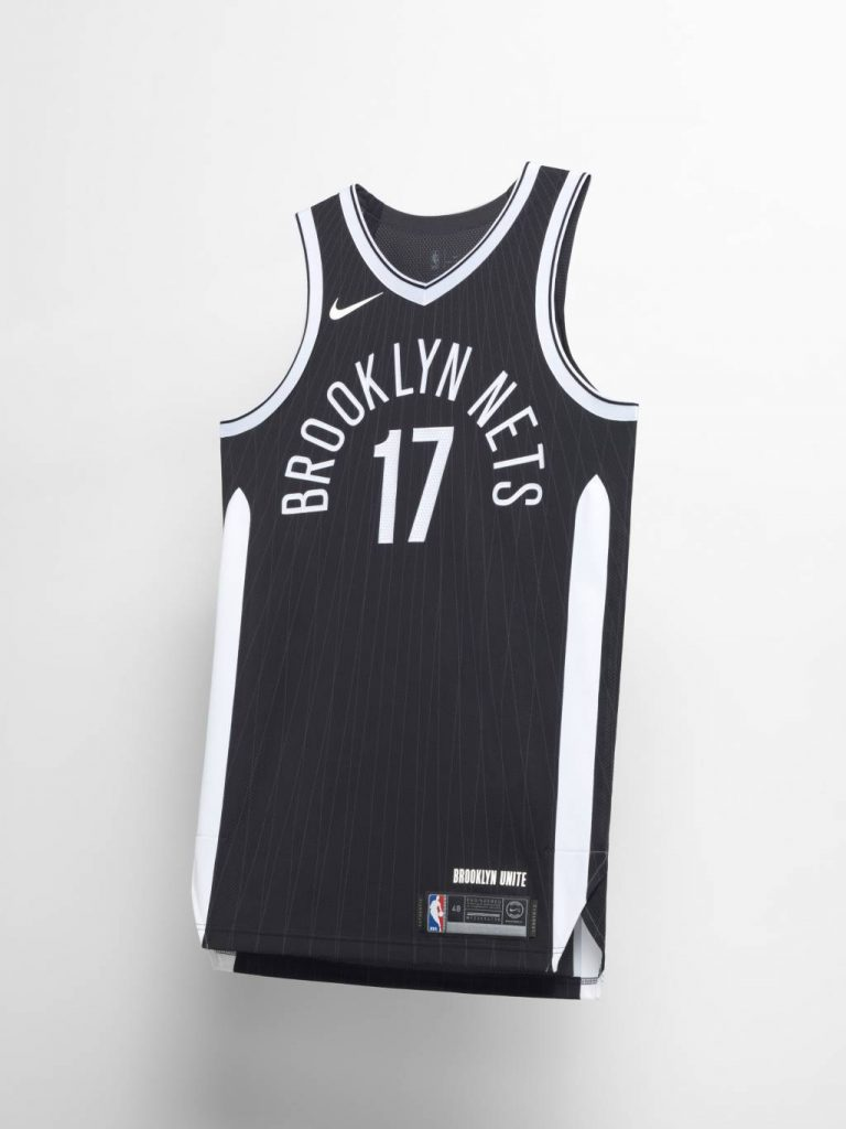 Brooklyn Nets City Edition Jersey