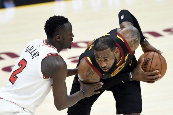 Cavaliers beat Bulls