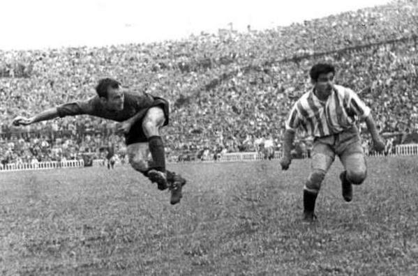 Cesar Barcelona goal