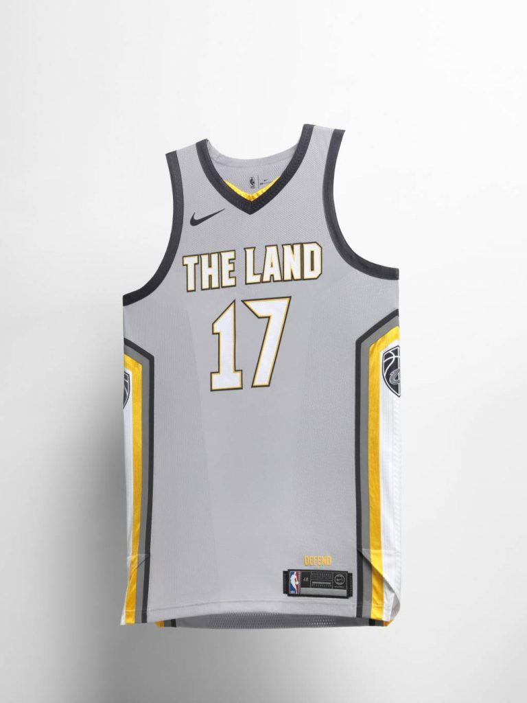 Cleveland Cavaliers City Edition Jersey