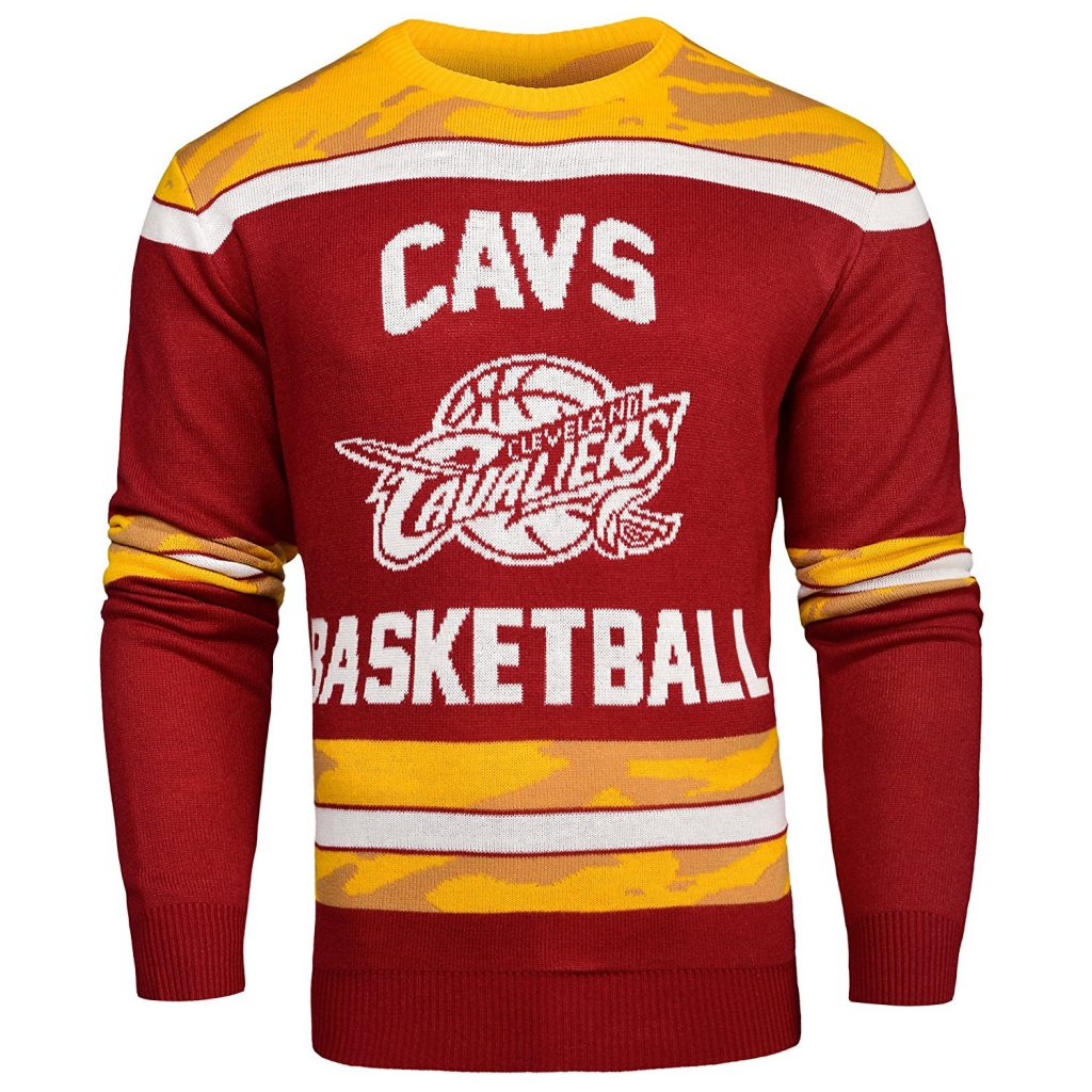 Cleveland Cavaliers Ugly Christmas Sweater