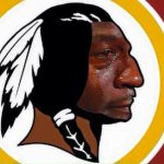 Crying Jordan Redskins Logo