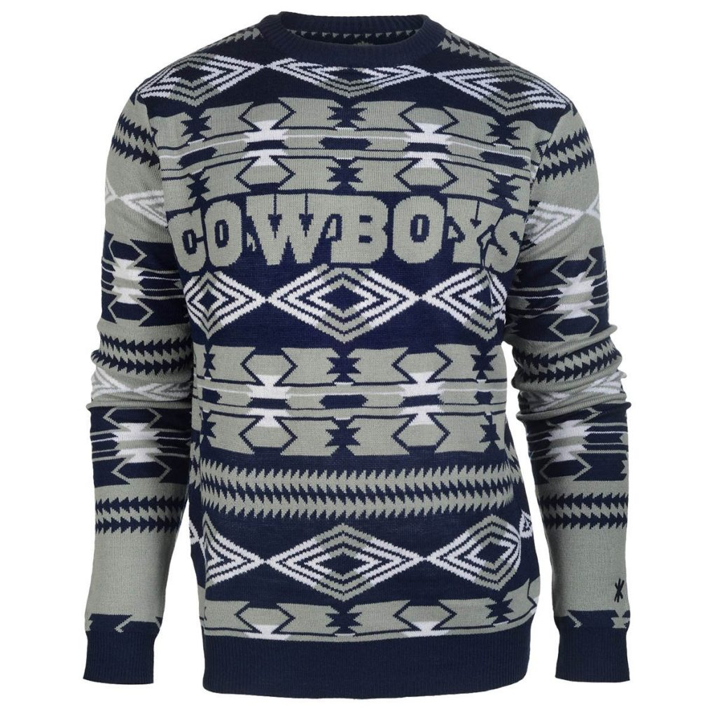 quality design b2c7e 89268 13 NFL Ugly Christmas Sweaters for a Warmer Winter