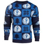 Dallas Mavericks Ugly Christmas Sweater